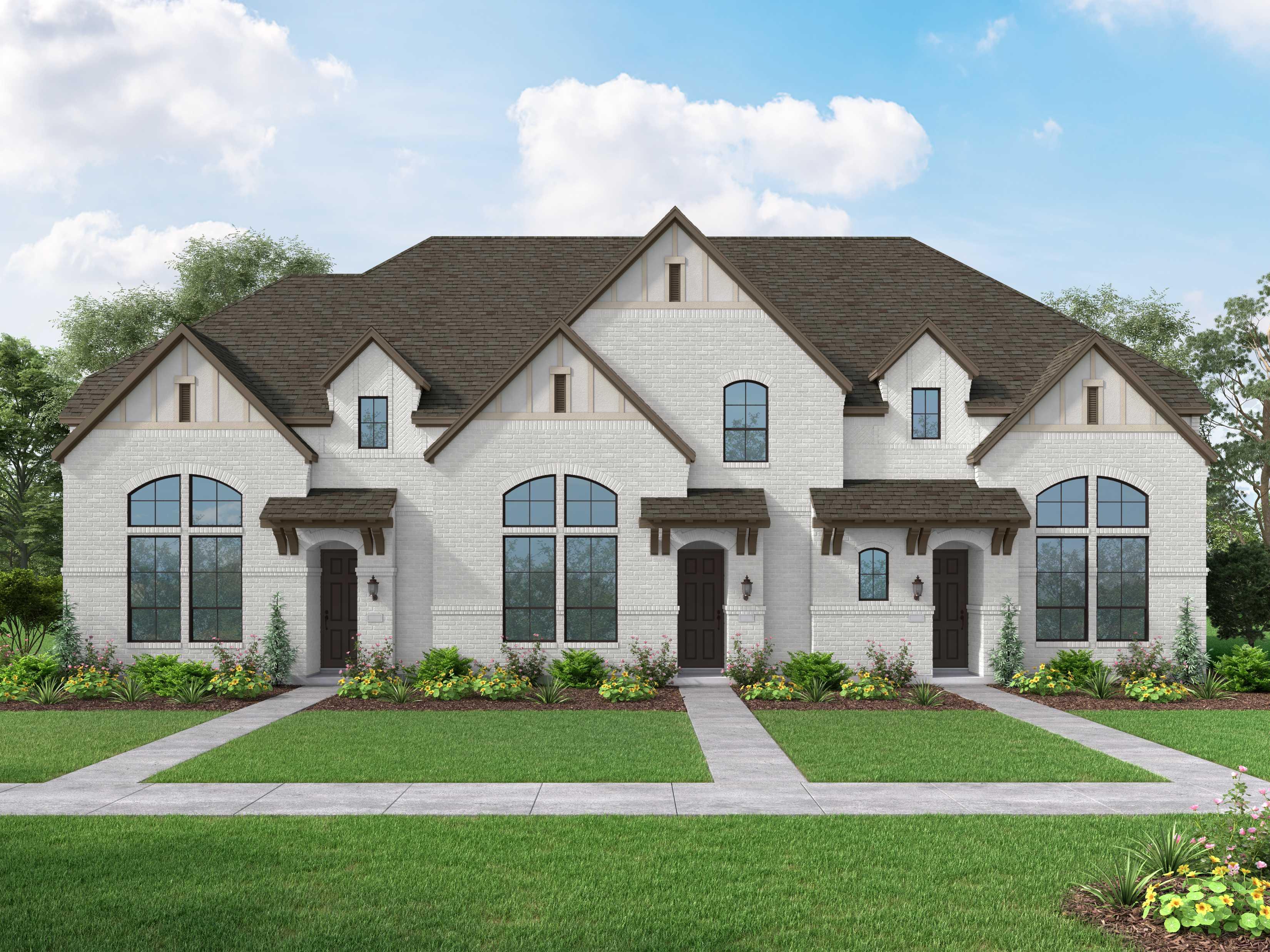 Tudor 3-Home Configuration